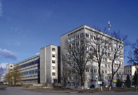 Здание НПП ВТН