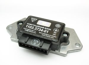 Ignition controller with internal IECU 1103.3734-01