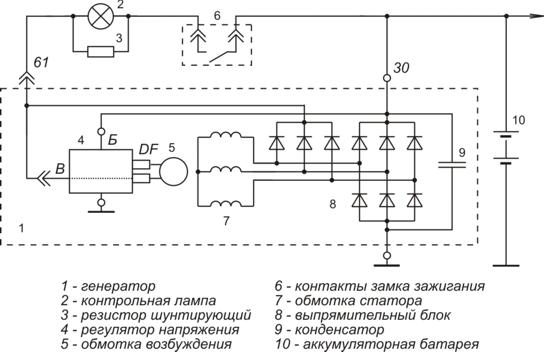 3702 01 регулятор напряжения схема подключения фото 36