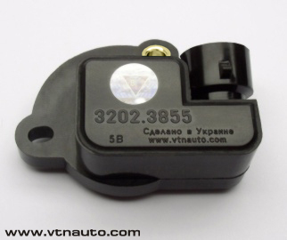 Contactless throttle position sensor 3202.3855