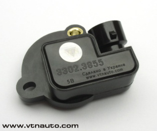 Contactless throttle position sensor 3302.3855